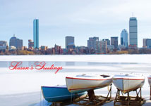Charles River Boston Regional Holiday Card